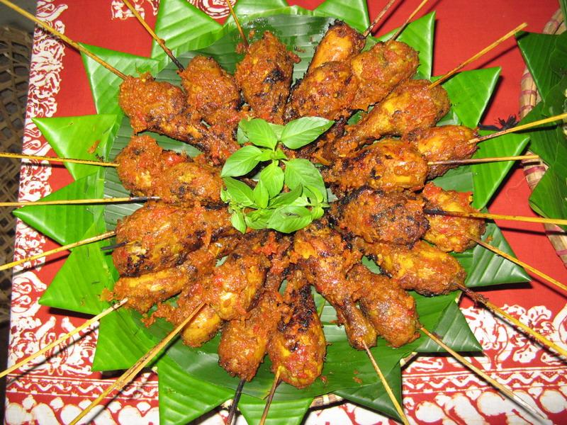 makanan tradisional portrayal